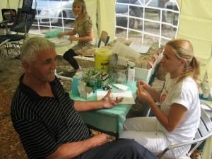 Darivanje krvi.PTSP.SINJ.5.9.2009